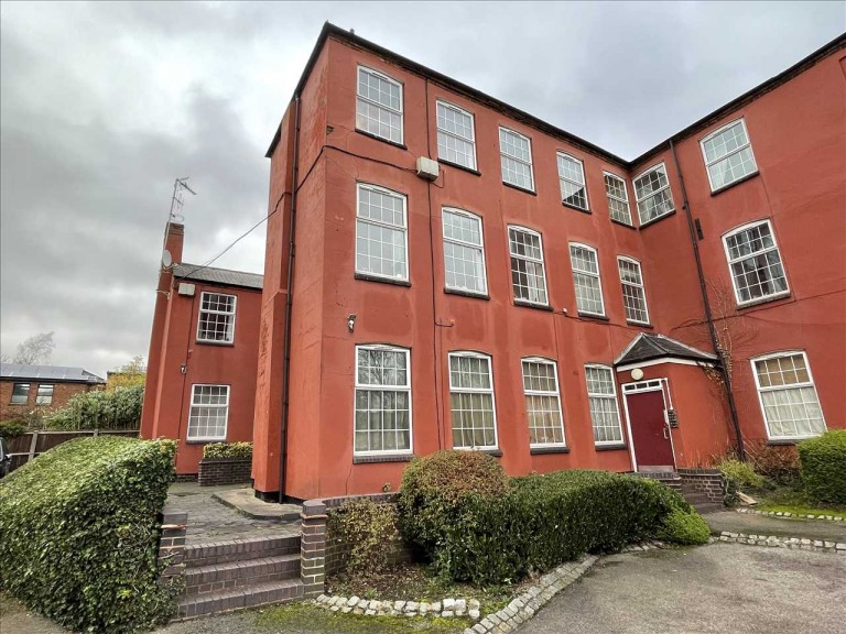 Cotterell Court, Butts Road, Walsall